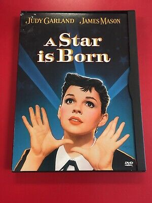 A Star Is Born (DVD, 1999, Widescreen) USED VGC L@@K