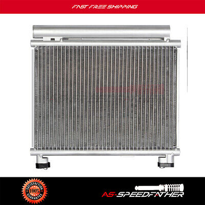 AC CONDENSER A/C Air Conditioning Direct Fit for 99-06 Isuzu NPR NQR