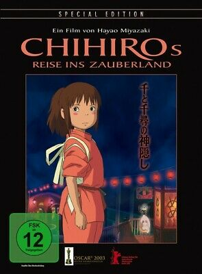 Chihiros Reise ins Zauberland (Special Edition, 2 DVDs)