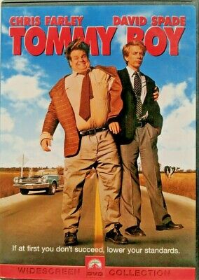 Tommy Boy -  DVD - WIDESCREEN Collection, Like New, Free SHIPPING