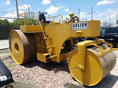 1995 Galion Roll-o-Static Roller