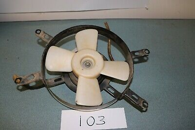 Fan Assembly Blower Assembly 3B4-12405-00-00 for 07-08 Yamaha Grizzly 700