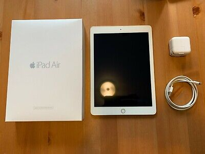 Apple iPad Air 2 64GB, Wi-Fi, 9.7in - Gold Bundle w/ Case