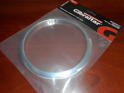 "Gibraltar 5/"" Bass Drum Port Hole Protector #SC-GPHP-5B NEW BLACK"
