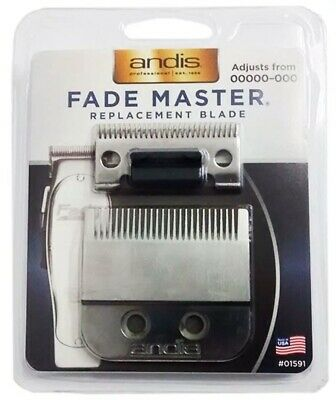 Andis Fade Master Replacement Blade - Original Replacement For ML/SM Clippers😱