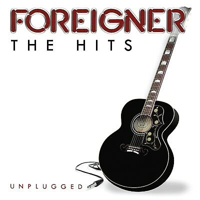 Foreigner * Unplugged (CD) Brand New Sealed