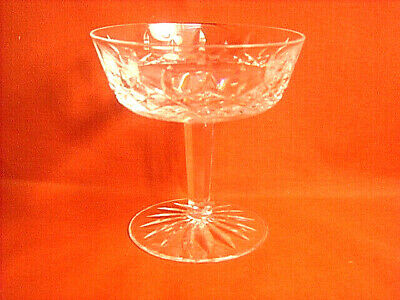 """Waterford Crystal LISMORE 4 1/8"""" Sherbet/Champagne Glass MULTIPLE AVAILABLE"""