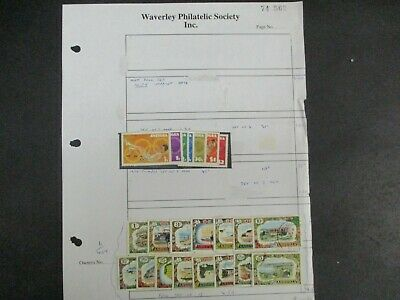 ESTATE: World Collection on Pages - Must Have!! Great Value (470)