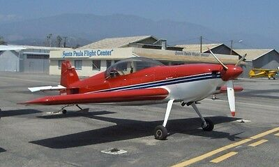 STARFIRE FIREBOLT USA Aerobatic Airplane Handcrafted Wood