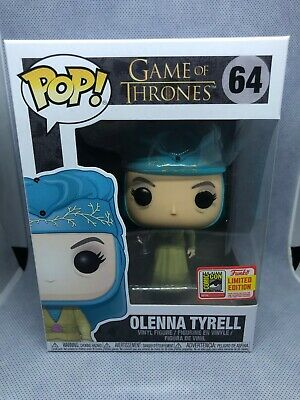 Game of Thrones SDCC Exclusive #64 Olenna Tyrell Funko Pop!