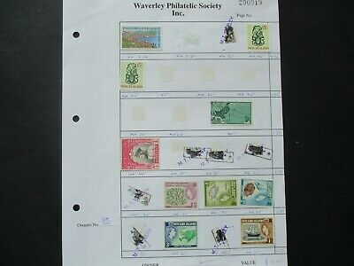 ESTATE: World Collection on Pages - Must Have!! Great Value (491)