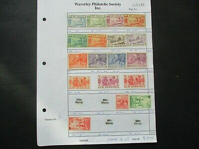 ESTATE: World Collection on Pages - Must Have!! Great Value (506)