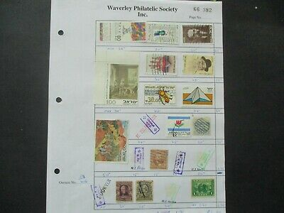 ESTATE: World Collection on Pages - Must Have!! Great Value (509)