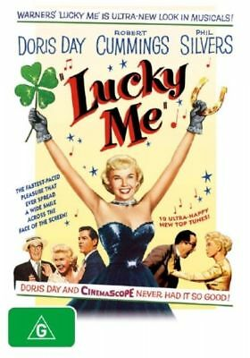 Lucky Me (1954) DVD-Doris Day-Robert Cummings-Phil Silvers-Nancy Walker