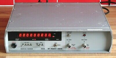 Racal-Dana 9918 UHF Frequency Counter