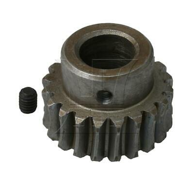 20T Steel Worm Gear 1:20 Speed Ratio 12mm Bore Replacement for Worm Reducer
