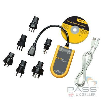 Fluke VR1710 Single-Phase Voltage Quality Recorder