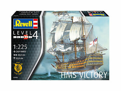 Puzzle Revell 269 Teile - H.M.S. Victory (65976)