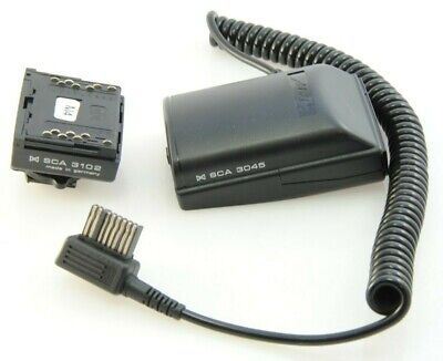 Metz SCA 3045 Cable (45CL-4) + SCA 3102 M4 Dedicated TTL Module for Canon EOS