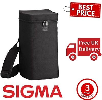 Sigma Fitted Padded Case for Sigma 70-200mm f2.8 Lens 7253511C (UK Stock)