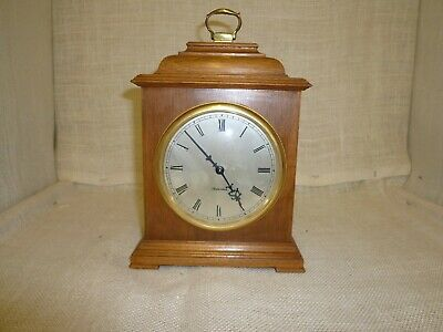 English Vintage Rotherham Bracket Clock