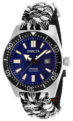Invicta 29564 Pro Diver Men's 46mm Stainless Steel Blue Dial Automatic Watch