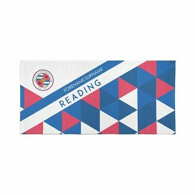 Reading F.C. Beach Towel – Personalise with Any Name