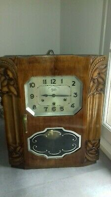 carillon odo westminster, 10 marteaux, 10 tiges, chime clock, pendule
