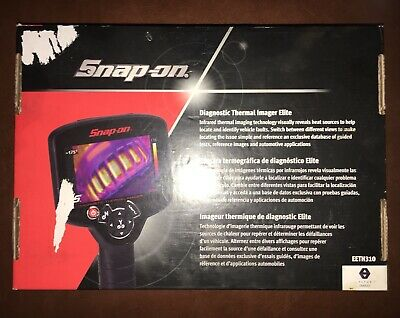 Snap-on Diagnostic Thermal Imager Elite EETH310