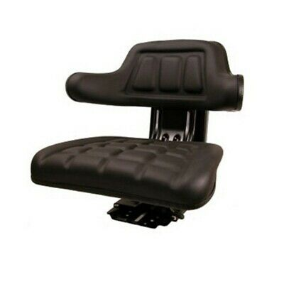 Tractor Seat Fits Ford Massey New Holland IH Allis Suspension Seat