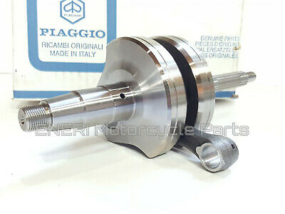 Genuine Piaggio Mp3 Vespa Gts Aprilia Sr125 Gilera Nexus Crankshaft 8745635001