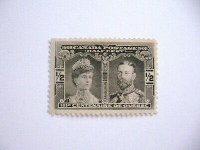 Canada - 1908, Quebec Tercentenary Issue: Princes of Wales #96 - MNH