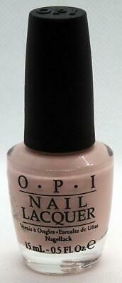 O.P.I. opi Nail Lacquer# NL M77 I Love Applause (Light pink)