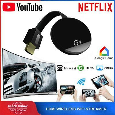 New Chromecast 4rd  Generation HDMI Digital Video HD 1080P Media Streamer
