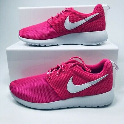 NEW NIKE ROSHE Run One Casual Athletic Shoes Mens triple