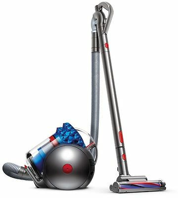 DYSON DC-54 Cinetic BIG BALL BARREL Allergy Bagless Vacuum Cleaner BLUE
