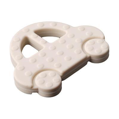 Car Teether Baby Shower Chewing Pendant Nursing Teething Toys Silicone Molar W