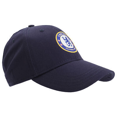 619d14031 OFFICIAL FOOTBALL EVERTON F.C. Baseball Style Cap Blue With Club ...