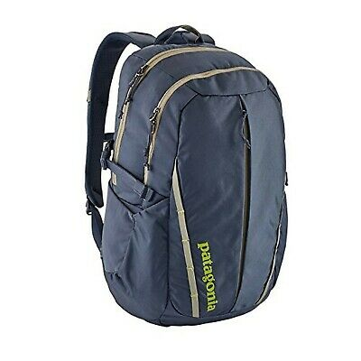 78316e8d35 PATAGONIA REFUGIO PACK 28L Blue/Orange - $45.00 | PicClick