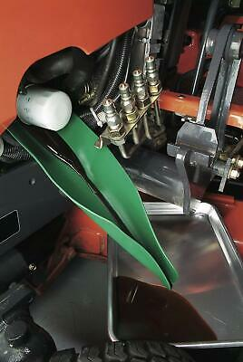 FORM-A-FUNNEL Flexible Draining Tool Truck & Tractor FREE Worldwide Shipping