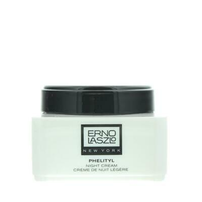 Erno Laszlo Phelityl Night Cream 50ml NEW. Damaged Box