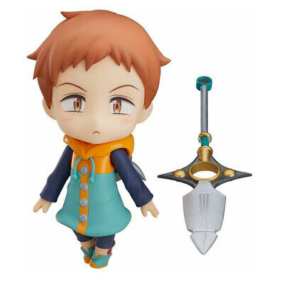 THE SEVEN DEADLY SINS - Revival of The Commandments King Nendoroid Action Figure