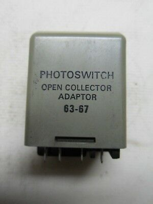 (X9-4) 1 Photoswitch 63-67 Open Collector Adaptor