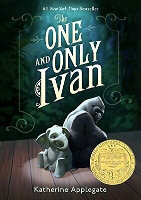 The One and Only Ivan by Katherine Applegate PAPERBACK 2015