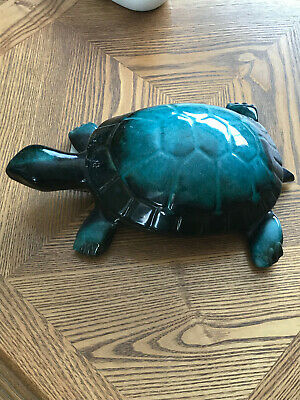 Blue Mountain Turtle - Vintage great shape still has tag