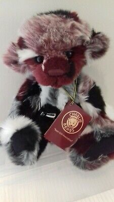 2014 Retired Charlie Bears Plush 'Penny Chew' With Charlie Bear Bag (Pre-loved)