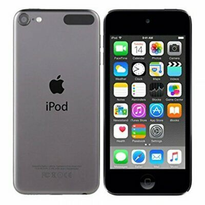 Apple iPod Touch 6th Gen WiFi 16GB MP3 Player A1574 Music Portable Space Grey
