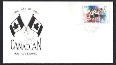 Canada    # 1660   SERIES OF THE CENTURY SPECIAL CACHET     New 1997 Unaddressed