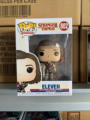 Pop! Stranger Things Season 3 - Eleven (In Stock!) Vinyl Figure