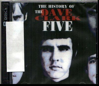 Dave Clark Five History Of Cd